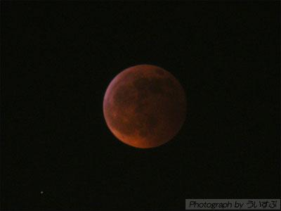 皆既月食 2010/12/21