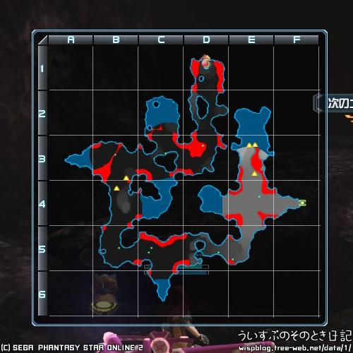 [PSO2] Phantasy Star Online 2「くそったれマップコレクション」