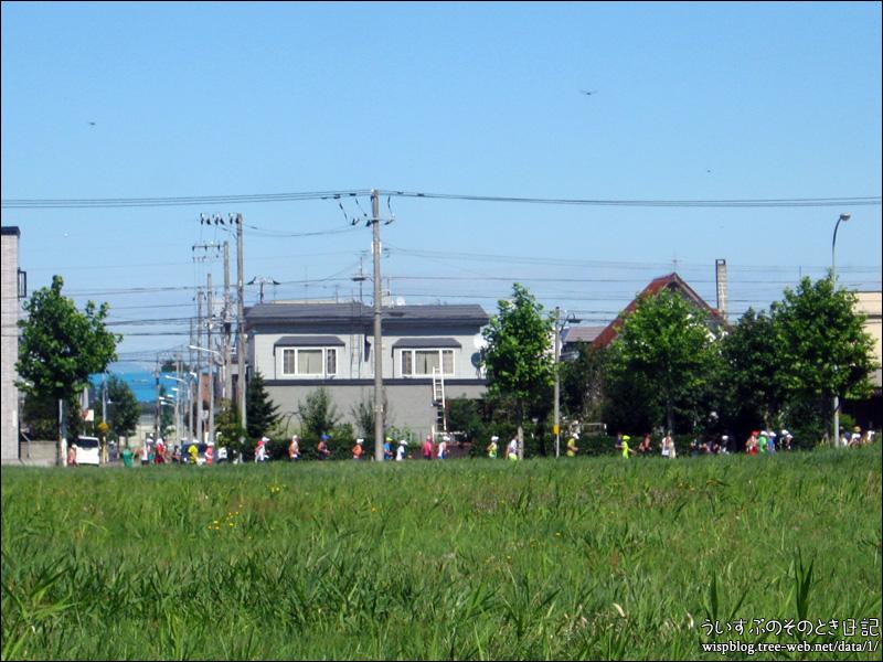 北海道マラソン2016