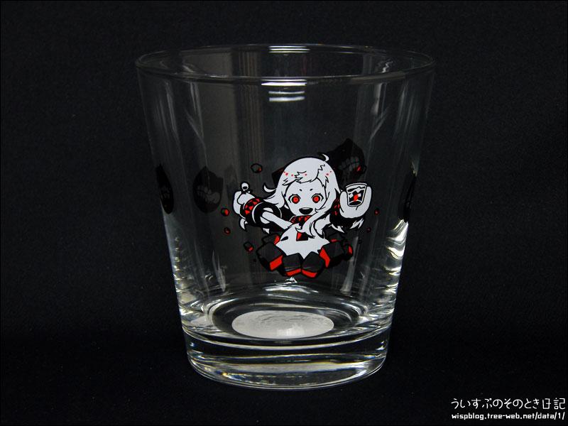 艦隊これくしょん -艦これ- キャンペーン グラス&ナタデココヨーグルトゼリー 北方棲姫Ver.