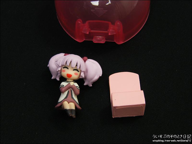 ゆるゆり さん☆ハイ! ゆるゆるデスクトップフィギュア