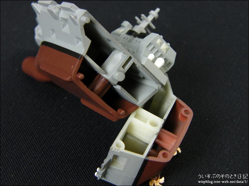 カプセルQミュージアム ワールドシップデフォルメ 1【海上自衛隊編】
