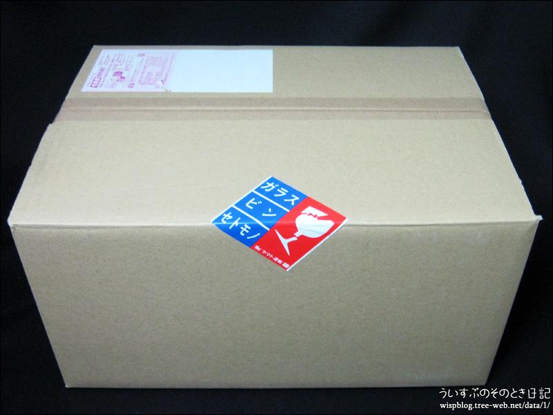 TSUTAYA オンラインショッピング [梱包写真]