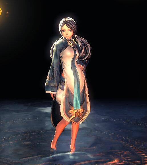 [BnS] キャラクターメイキング