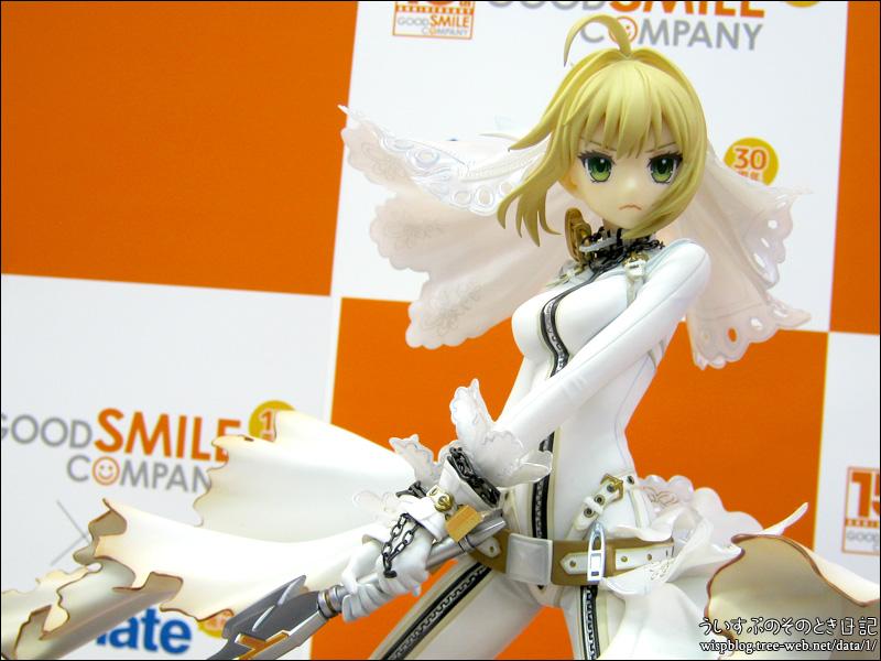 Fate/EXTRA CCC セイバー・ブライド 1/7スケール