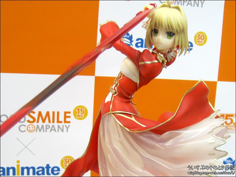 Fate/EXTRA セイバーエクストラ 1/7スケール