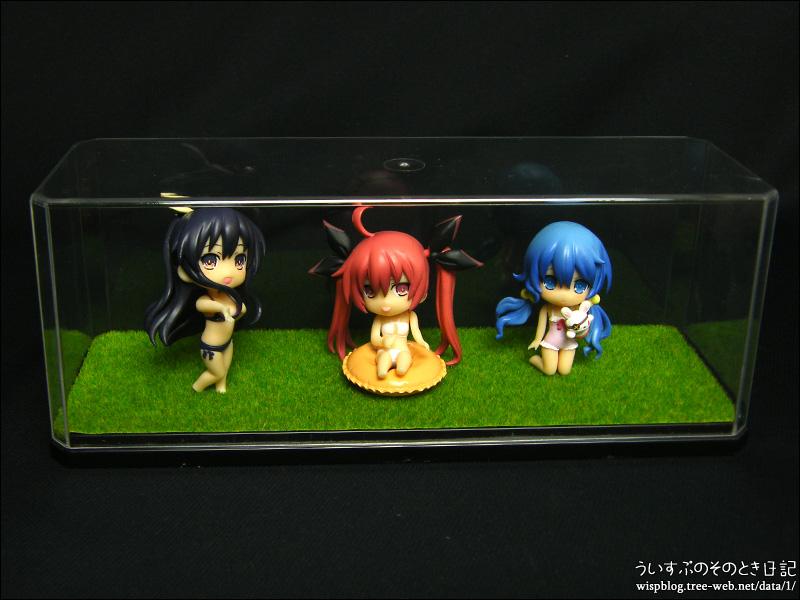 100円 コレクションケース