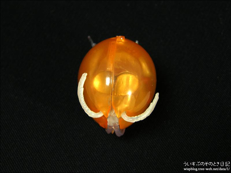 ネイチャーテクニカラー 深海生物 [いきもん]