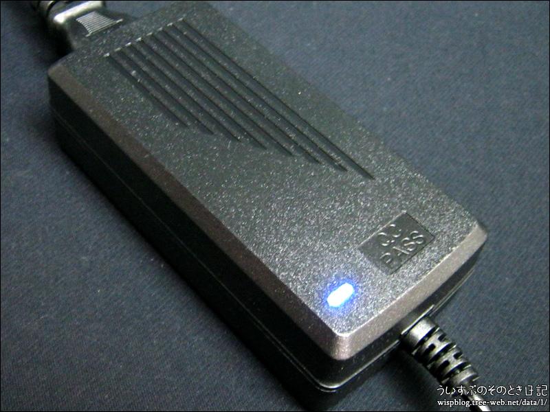 サンワサプライ USB-CVIDE4 ACアダプター交換