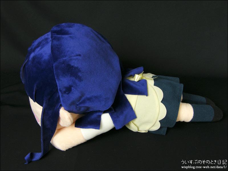 """WORKING!!! メガジャンボ寝そべりぬいぐるみ""""山田 葵"""""""