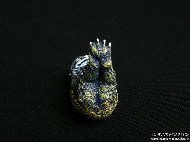 カプセルQミュージアム 葛飾北斎浮世絵立体図録