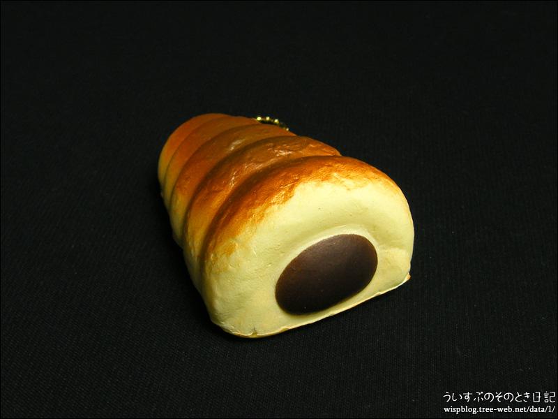 超やわらか! ふかふかパン スクイーズ2 [エール]