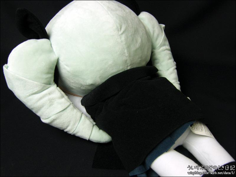 ガールズ&パンツァー 劇場版 メガジャンボ寝そべりぬいぐるみ アンチョビ
