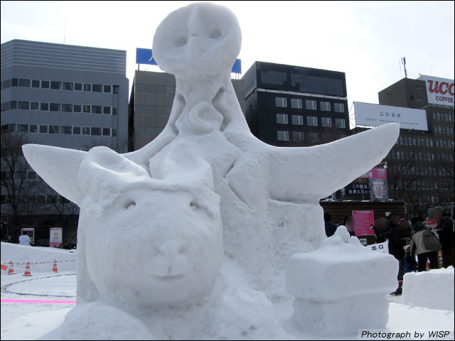 飛躍の年です。「We Love Snow Festival」