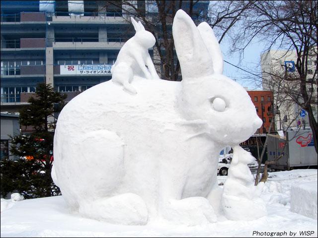 ぴょんぴょんウサギ「Zooooooo」