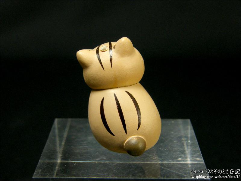 夏目友人帳 ニャンコ先生 徒然ストラップ Part6 [タカラトミーアーツ]