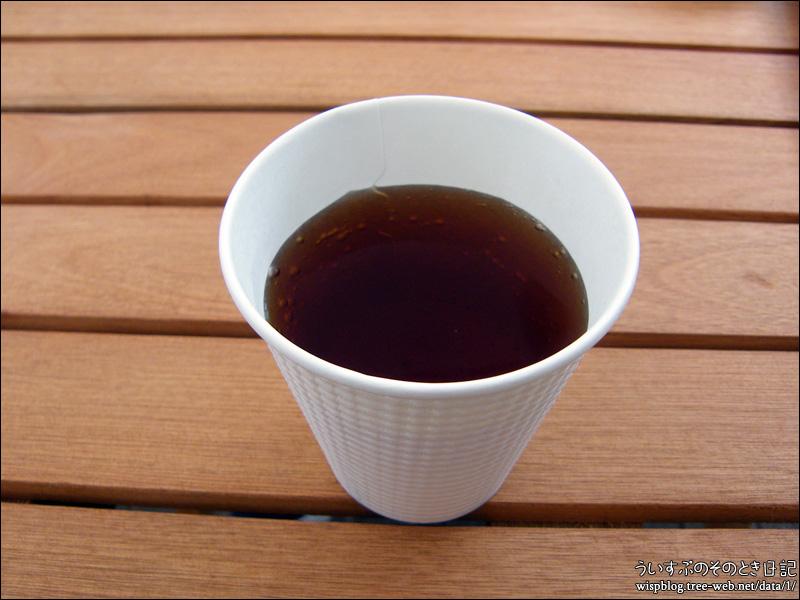 さっぽろオータムフェスト2018 -はーべすとかふぇ 紅茶(ホット)-