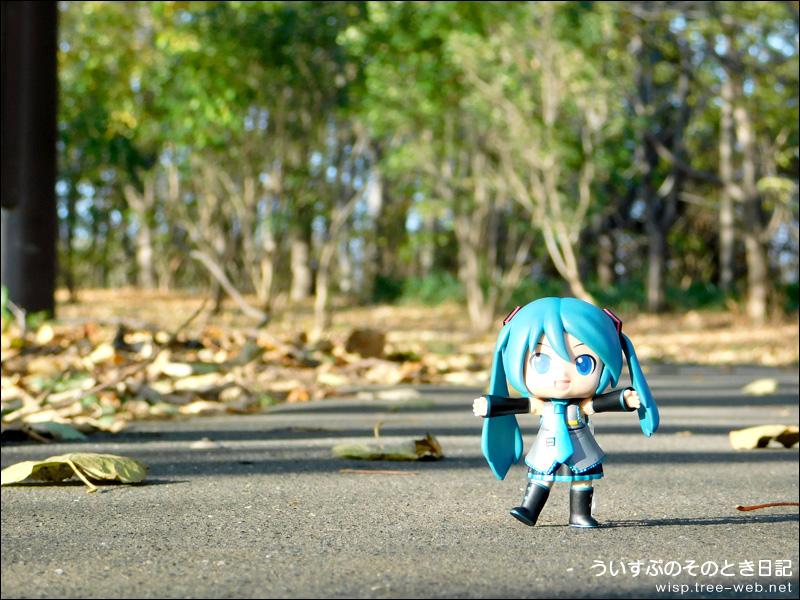 前田森林公園 / ミクダヨー