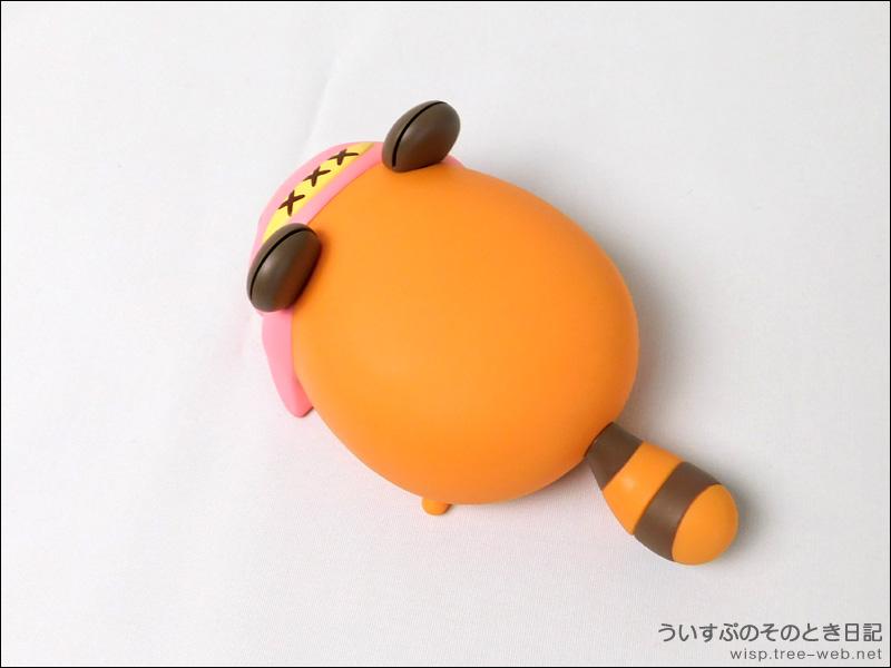 メモスタンドフィギュア 巡音ルカ たぬルカVer.「Happyくじ 初音ミク 2014 Autumn Ver.」