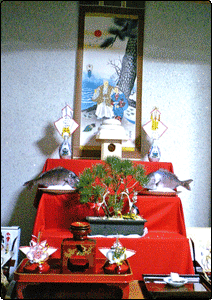 祝い事「祭壇」