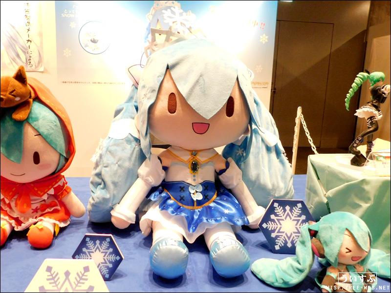 SNOW MIKU 2019 サッポロファクトリー会場 「セガ」