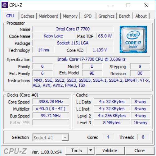 EPSON Endeavor NJ6100E [CPU-Z CPU]