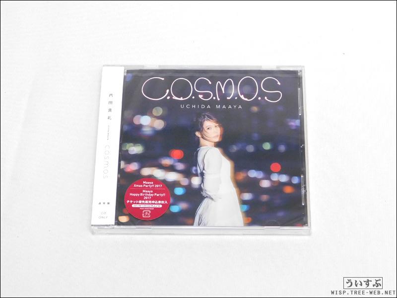 内田真礼 6thシングル C.O.S.M.O.S