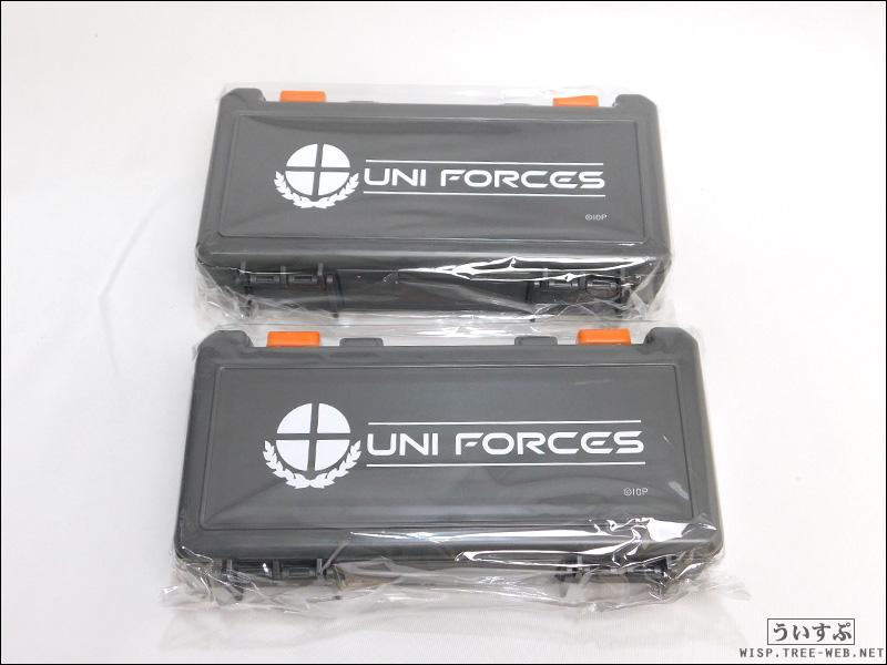 ID-0 エスカベイト社 惑星連盟軍UNI FORCESツールボックス