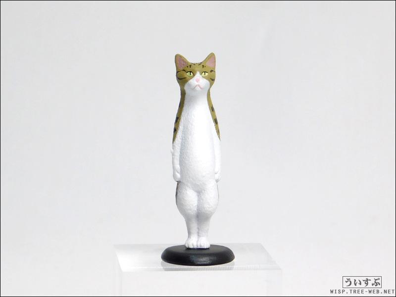 アニマルアトラクション 猫地蔵【きをつけ】