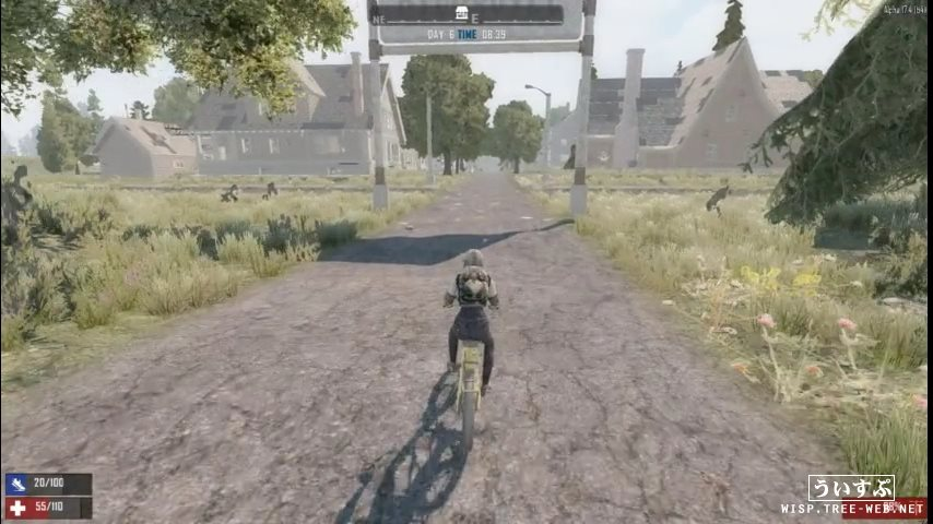 7 DAYS TO DIE [自転車 たのしぃ〜]