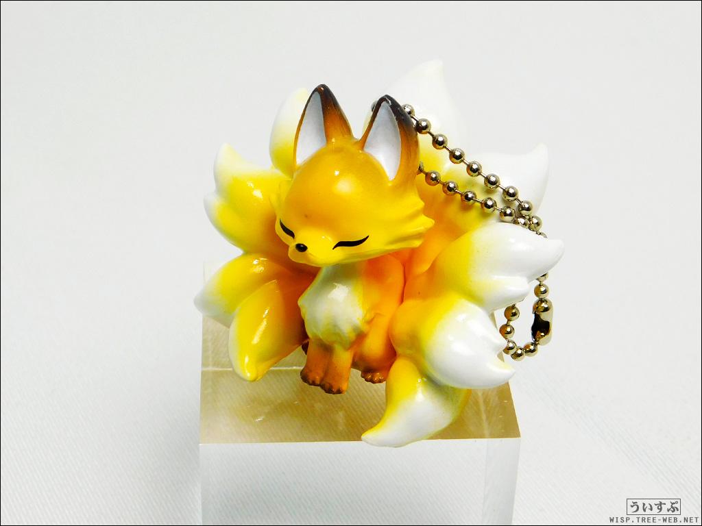 つぼみ狐 [Qualia]