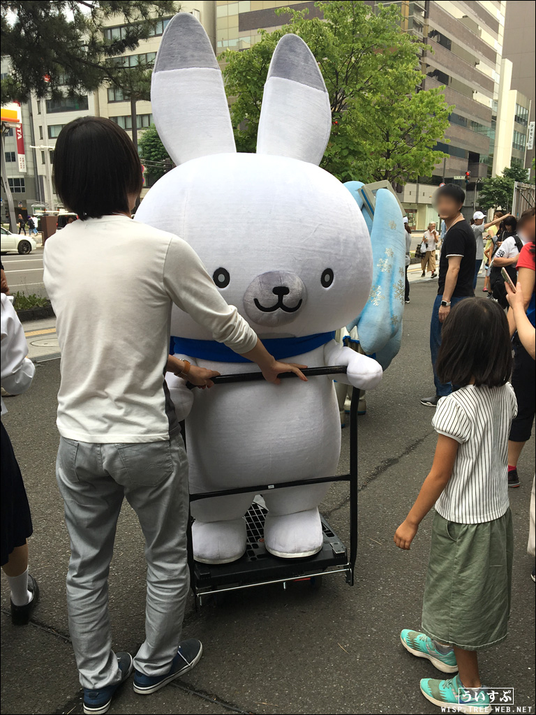 STVどさんこ町内会 夏祭! ユキネ