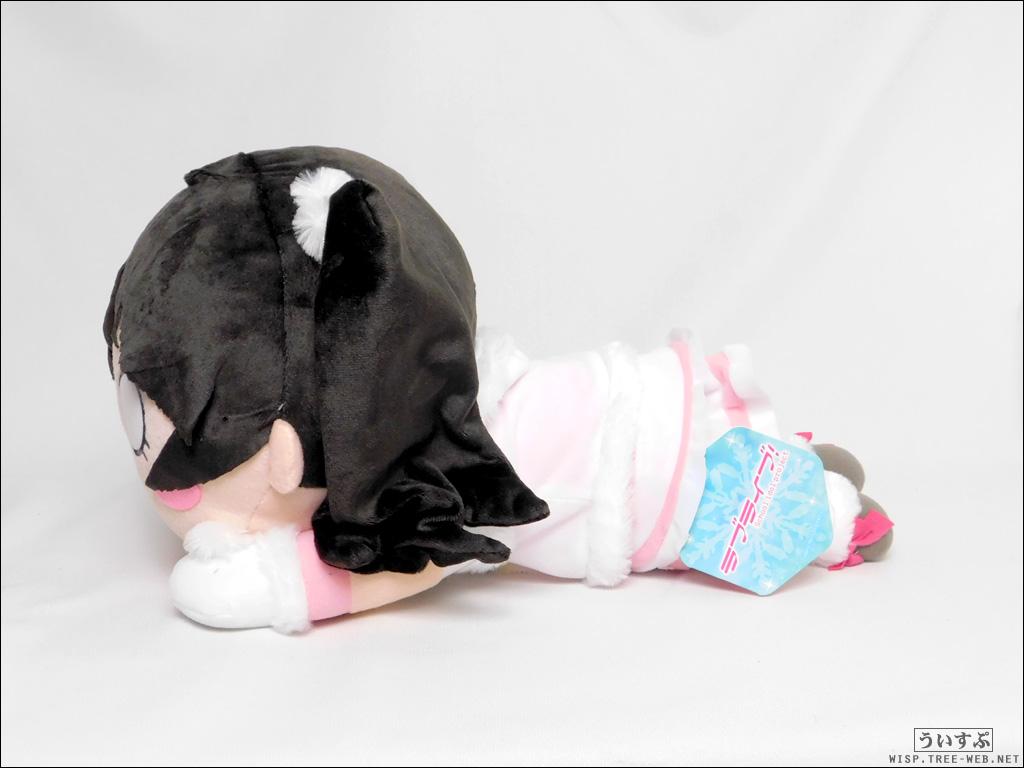 """ラブライブ! メガジャンボ寝そべりぬいぐるみ """"矢澤にこ - Snow Halation -"""" [セガ]"""