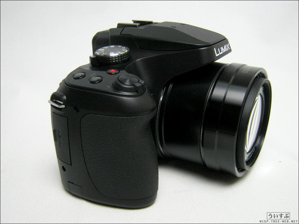 Panasonic デジタルカメラ LUMIX DC-FZ85