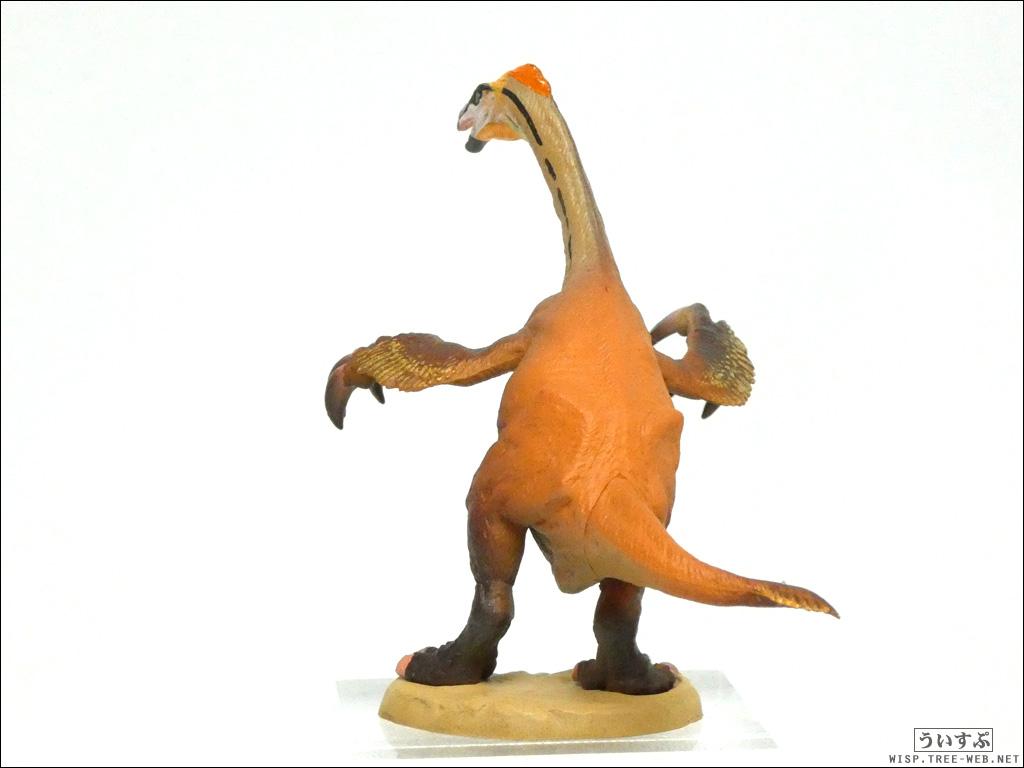 カプセルQミュージアム 恐竜発掘記8 恐竜造形大博覧会 [海洋堂]