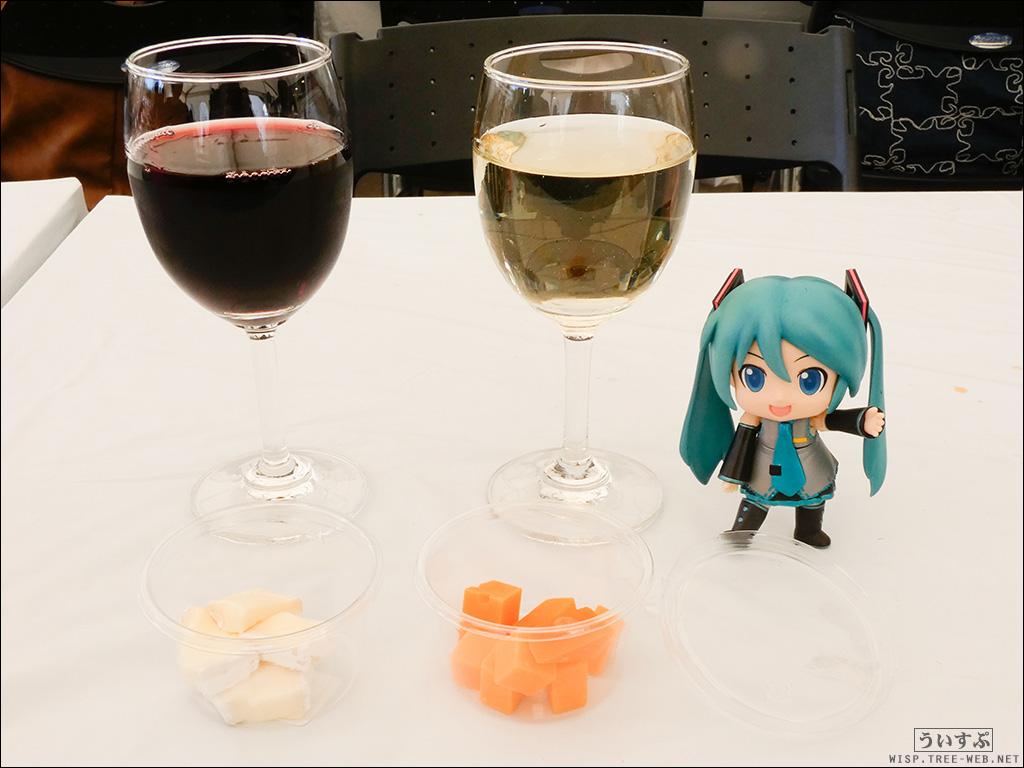 『さっぽろオータムフェスト 2019』 / ワインとチーズ