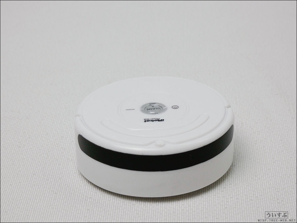 ガシャポン iRobot Roomba [バンダイ]