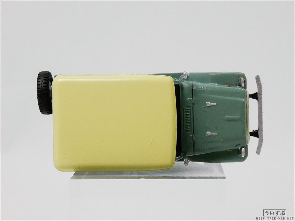 FJ40 [1/64SCALE] LAND CRUISER [アイピーフォー]