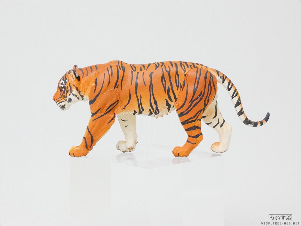 カプセルQミュージアム WILD RUSH 真・世界動物誌IV 〜アジア・熱帯編〜 [海洋堂]