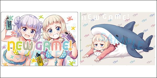 NEW GAME! 10 [メロンブックス特典]