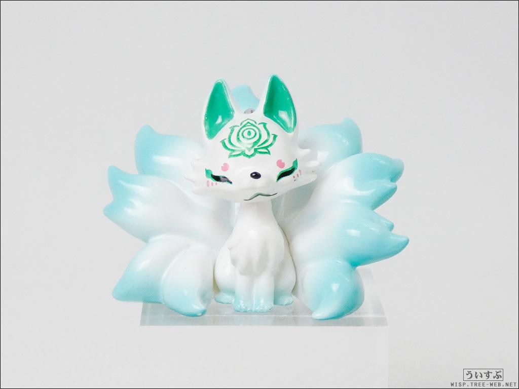つぼみ狐 マスコットボールチェーン 其ノ二 [Qualia]