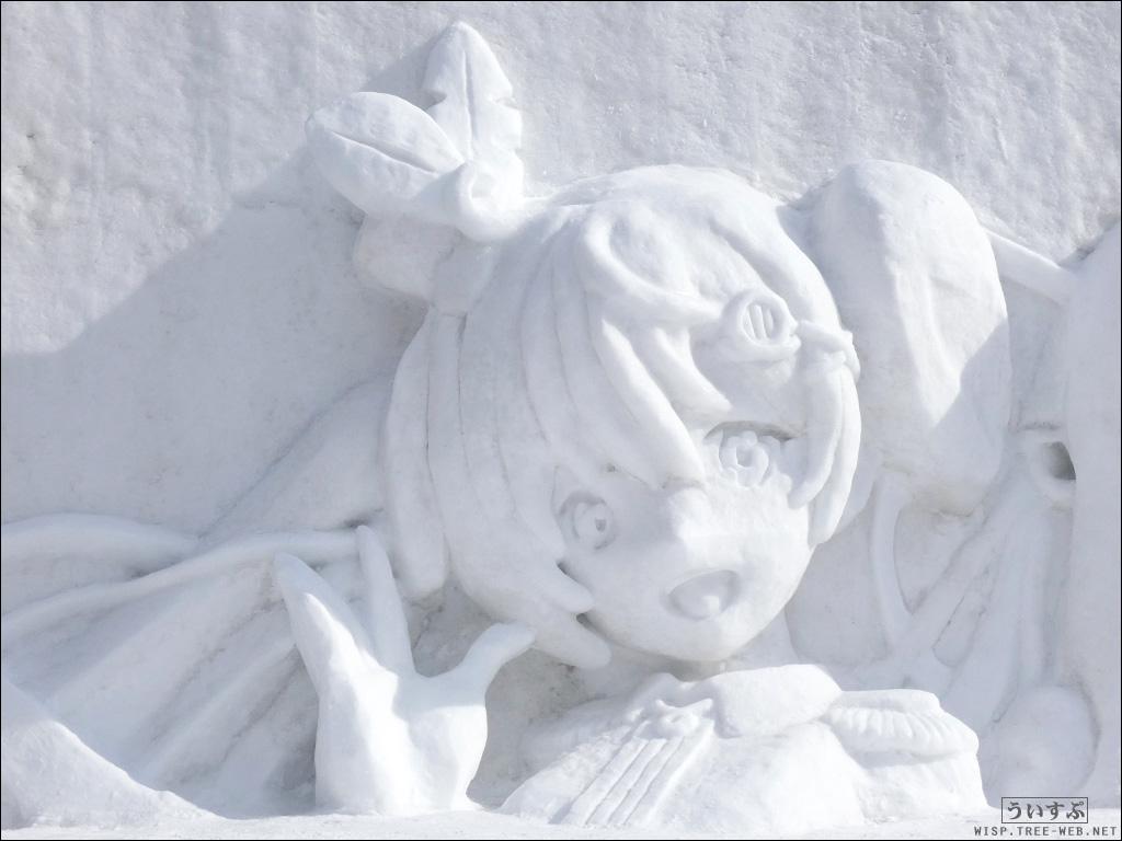 7丁目 HBCポーランド広場「Re:ゼロから始める異世界生活 × 雪ミクコラボ エミリア&パック&雪ミク」