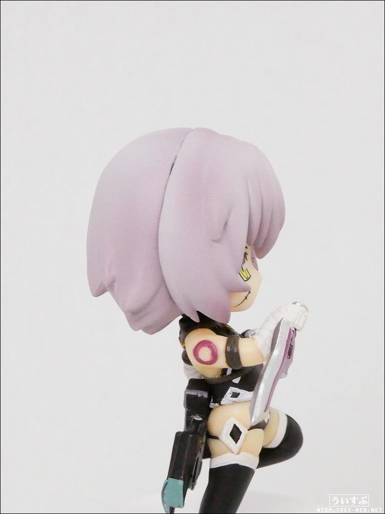 """トイズワークスコレクションにいてんご premium Fate/Apocrypha """"黒""""の陣営 黒のアサシン"""