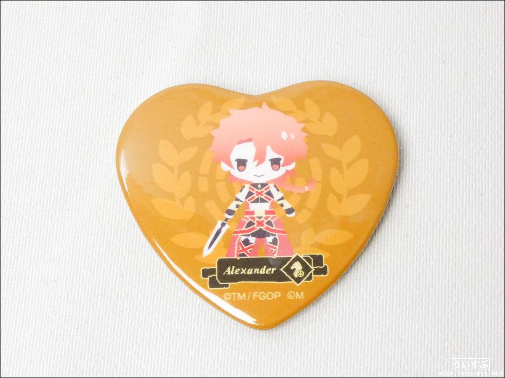 Fate/Grand Order Design produced by Sanrio ハート缶バッジコレクション 第10弾 [Gift]