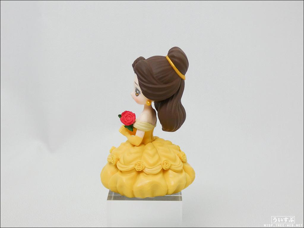 カプキャラ ヒロインドールストーリーズ ラプンツェル・ジャスミン・ベル [バンダイ]