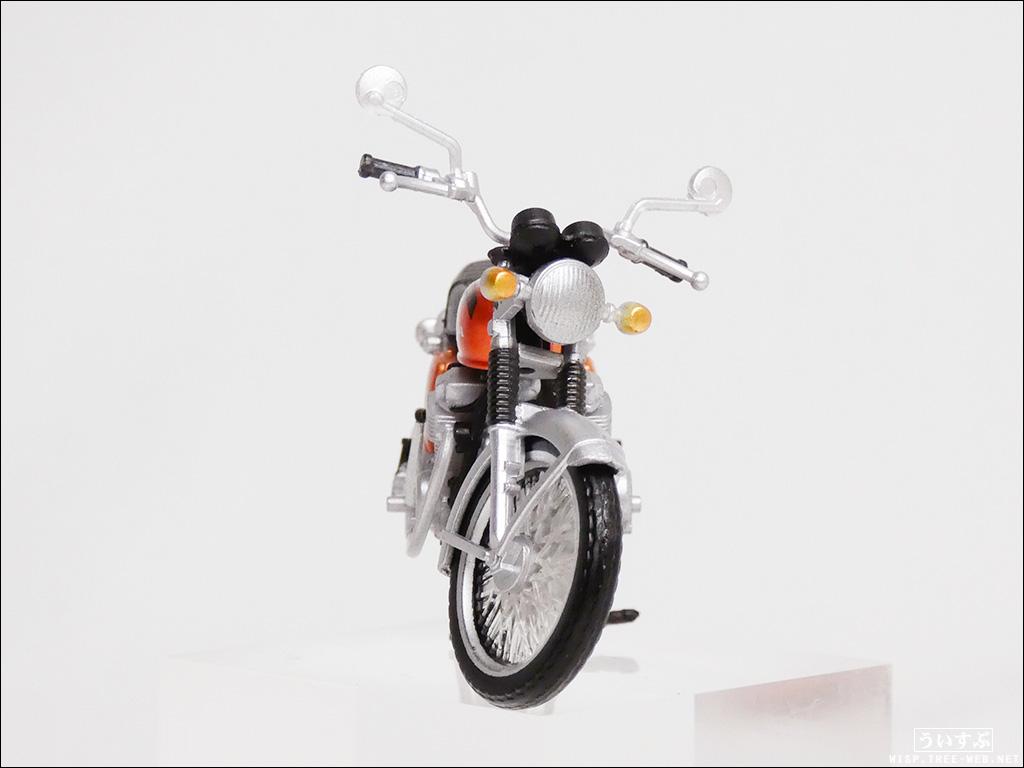 ホビーガチャ Honda Dream CB750 FOUR コレクション