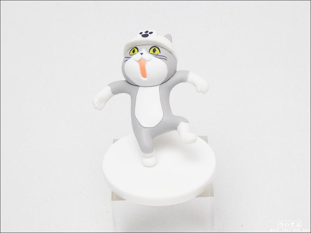 仕事猫ミニフィギュアコレクション2 [トイズキャビン] −すべり注意−