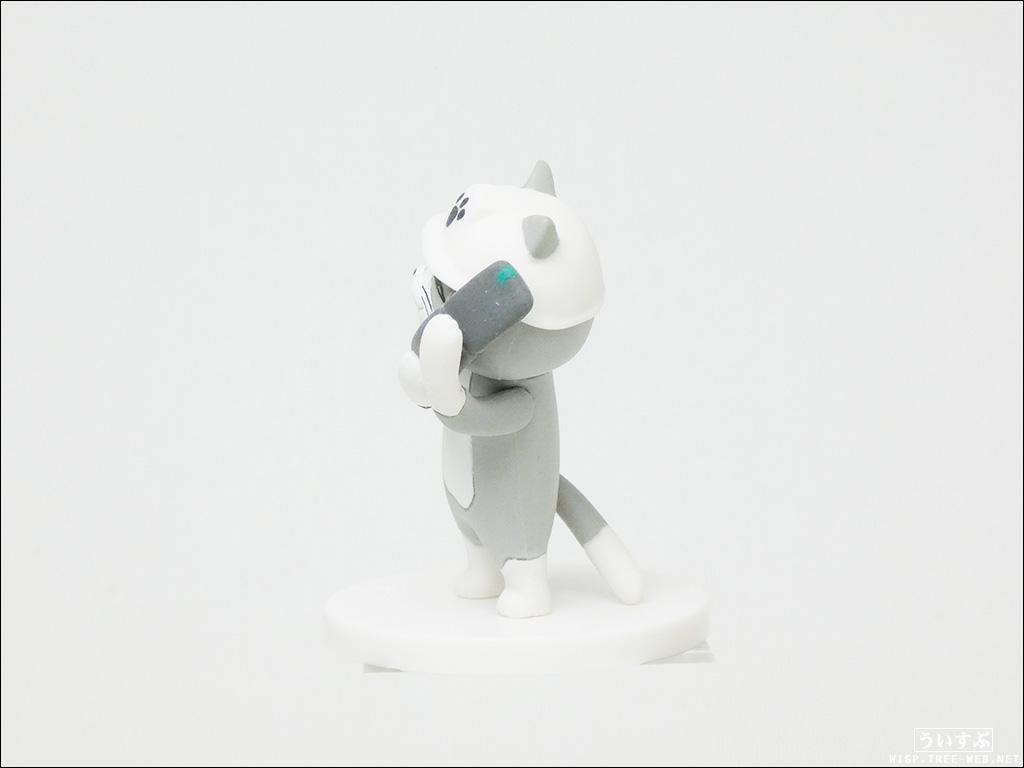 仕事猫ミニフィギュアコレクション2 [トイズキャビン] −電話−