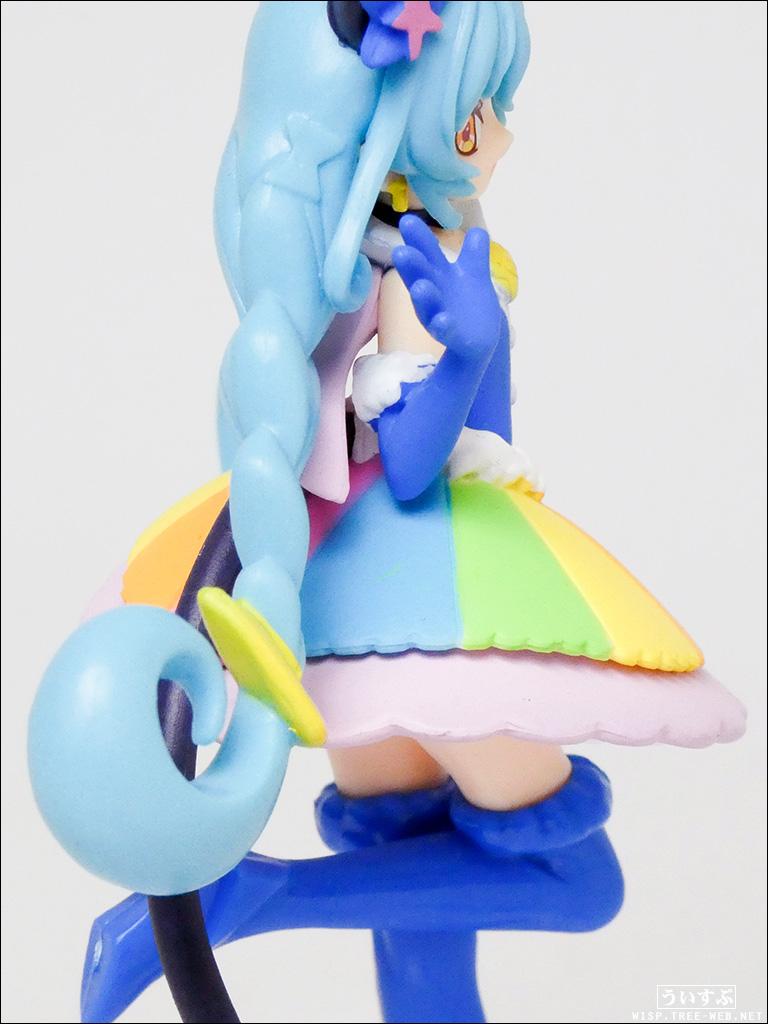 スター☆トゥインクルプリキュア キューティーフィギュア3 −キュアコスモ−