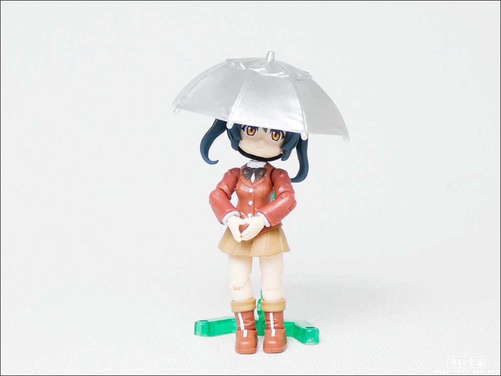 かぶせられる傘 [バンダイ]